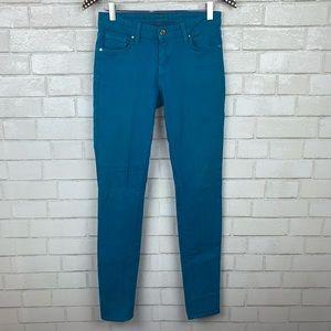 Kate Spade Broome Street Skinny Jeans 25 K3094